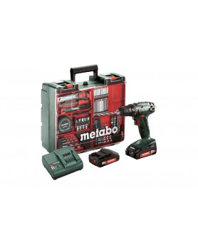 METABO BS 18 Set...
