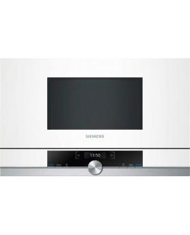 Siemens BF634LGW1 iQ700 Microondas integrable Blanco