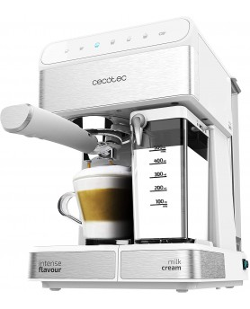 CECOTEC Power Instant-ccino 20 Touch Cafetera semiautomática Blanca